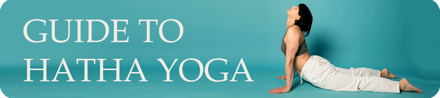 Guide to hatha yoga