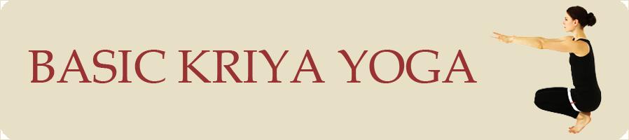 Basic Kriya