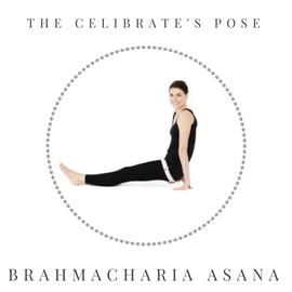 Brahmacharia asana